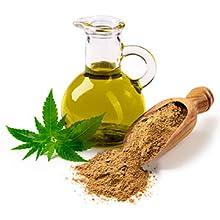 Organic Hemp Oil + Powder