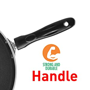 STRONG AND STURDY HANDLE