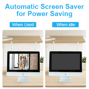 Automatic Screen Saver