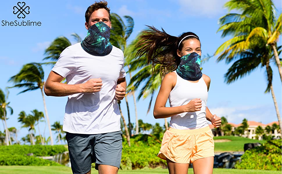 fashion lifestyle design balaclava bandana face mask running rave adult fish sport germ summer rave