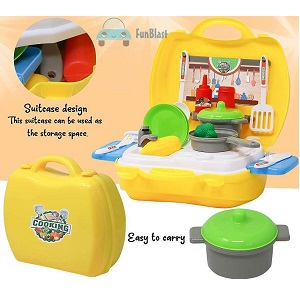 kid kitchen,toy kitchen for boys,  toddler suitcase for girls,play school set,kids cooking kit