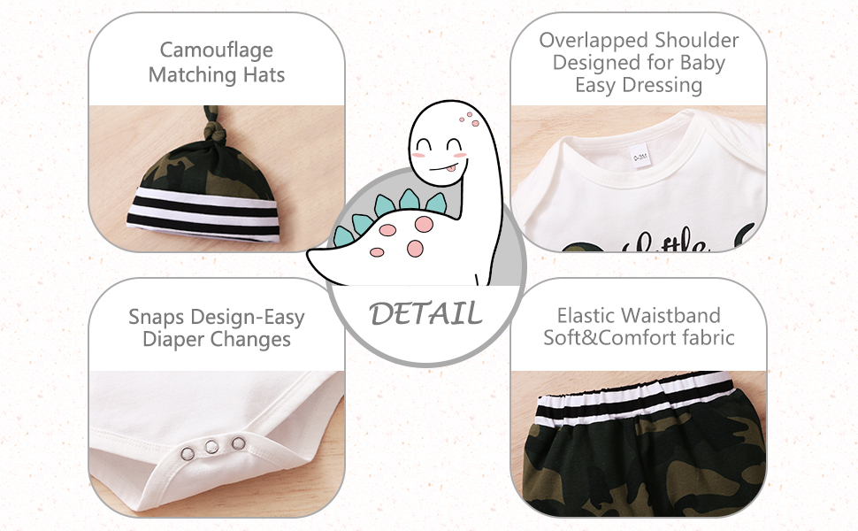 baby camouflage pant