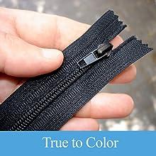 KGS black zippers 1