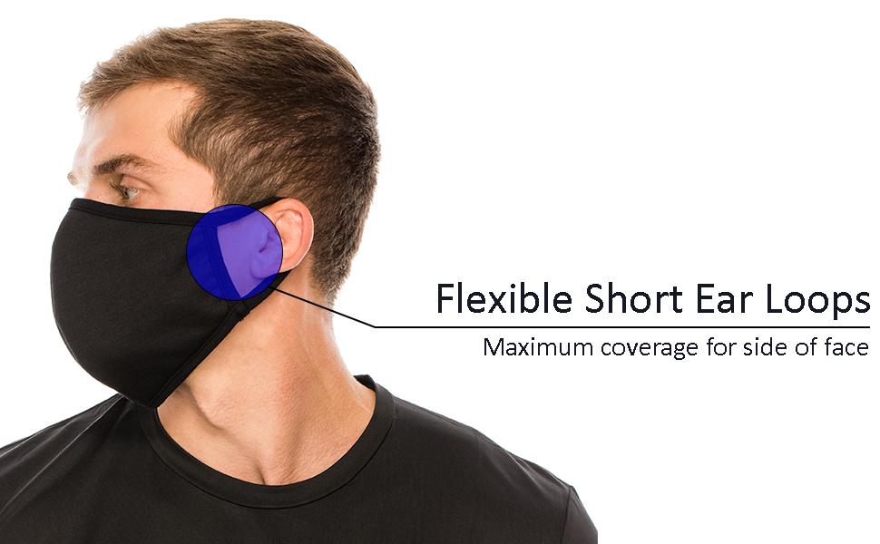 BasicList Basic List Cotton Face Mask