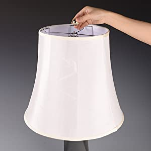 simple assembly lamp shades