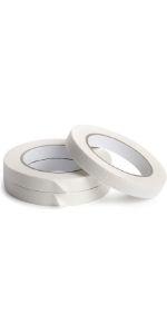Mr. Pen Masking Tape Roll, Drafting Tape, 0.6 inch, Pack of 3