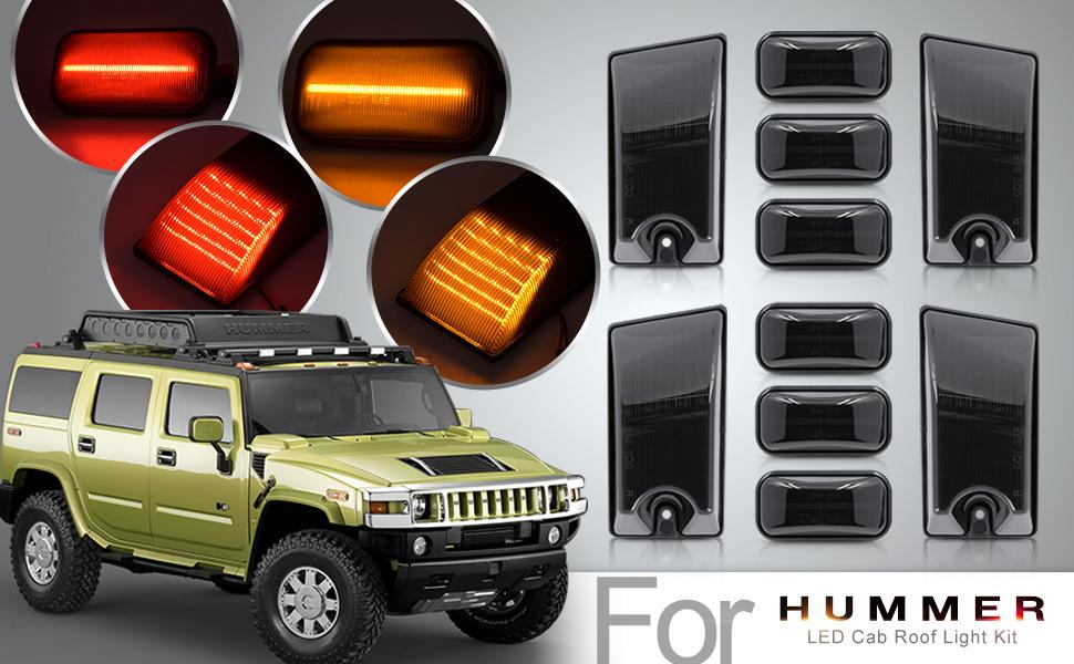 h2 roof lights