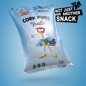 vanila, corn puffs, sweet corn puffs, cosmos puff corn, sweet corn, sweet corn sticks