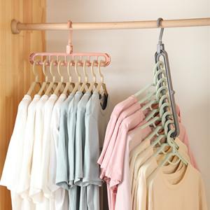 Magic Clothes Hanger Multifunctional Closet Organizer Rack Hook Space Saver 2020