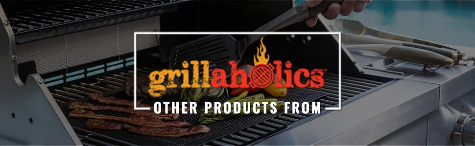 Other Products from Grillaholics