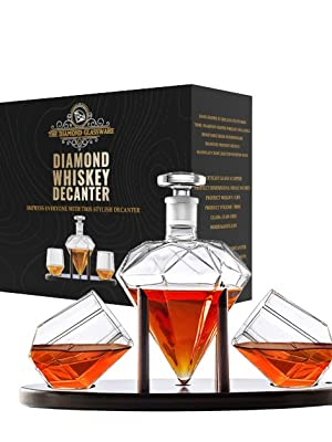 decanter with box image