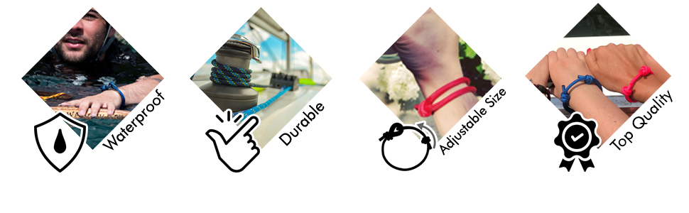 Beautiful & unique hand accessory for active people