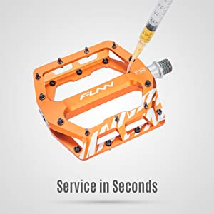 Service in Seconds, GRS, FUNN