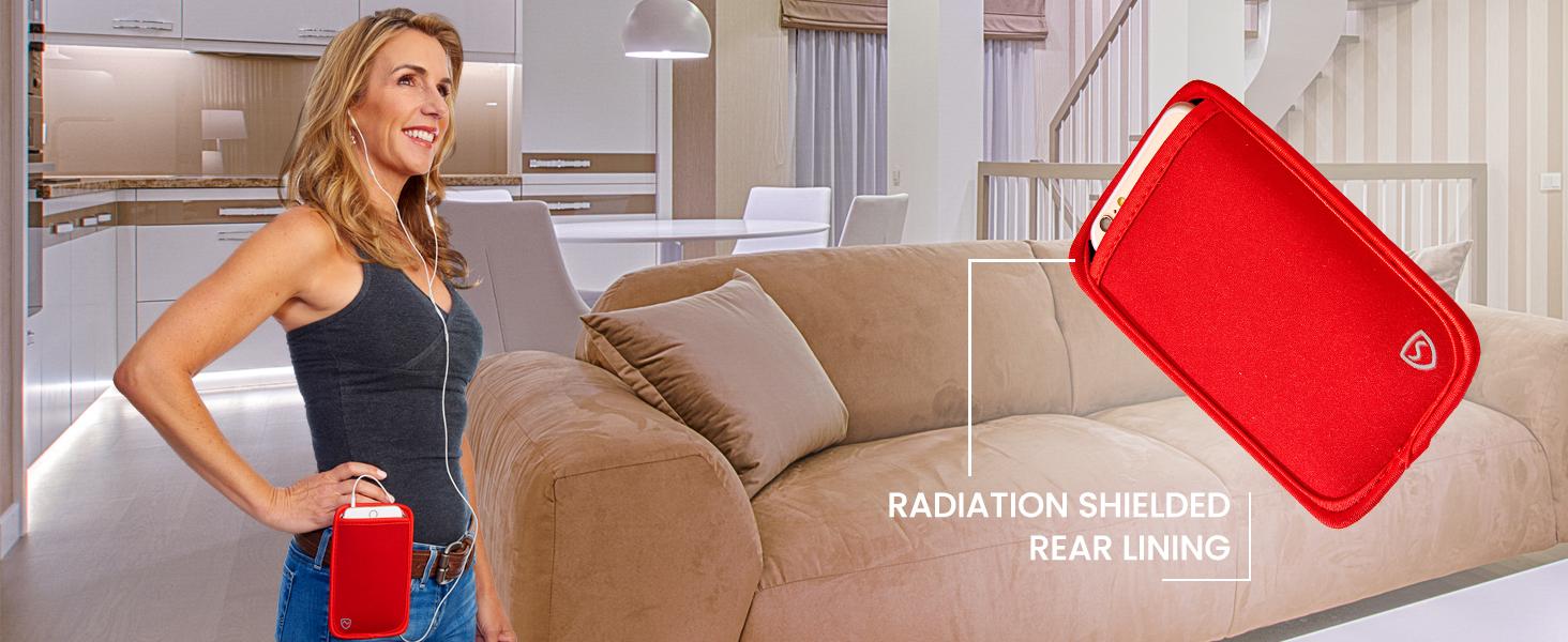Radiation Shielded Rear Lining
