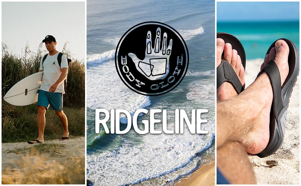 body glove, sandals, mens sandal