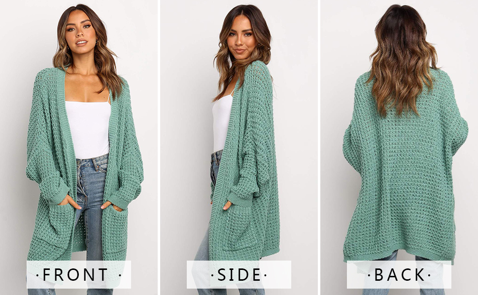COMFY CARDIGAN SWEATER FOR WOMEN
