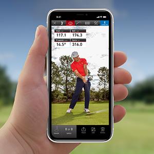 Mevo Golf, golf data, golf video