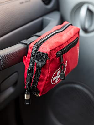MOLLE Compatible System to strap to car