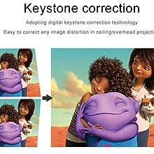auto keystone correction