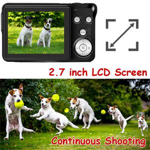2.7 inch lcd screen