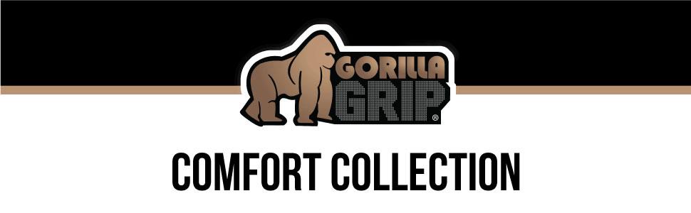 gorilla grip comfort collection