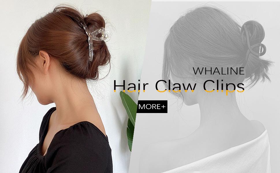 Hair Claw Clip 4.3 Inch