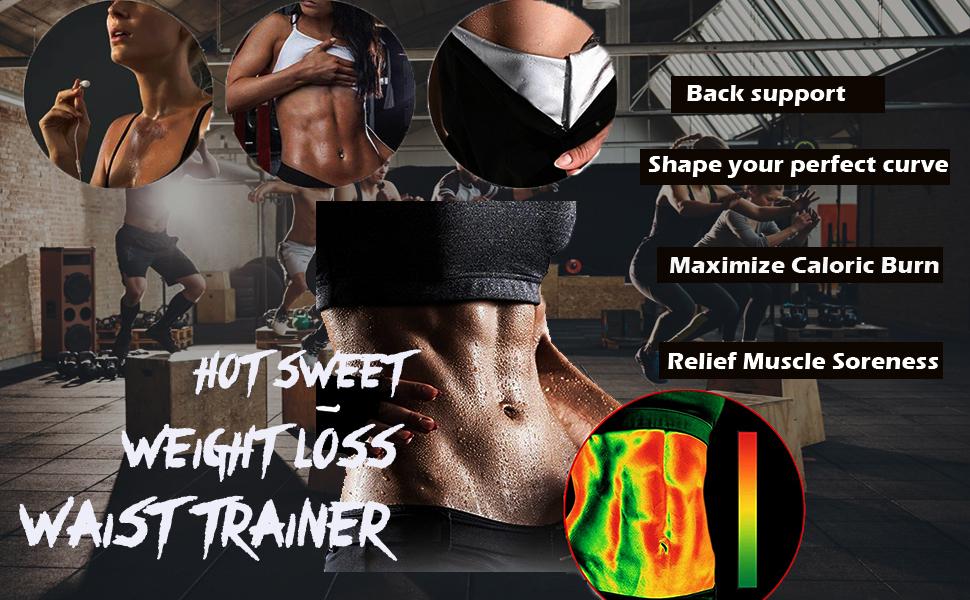 ANGOOL waist trainer