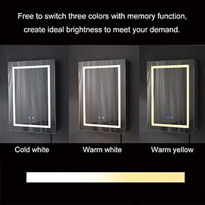 3-color modes