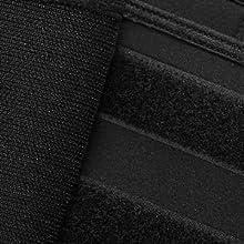 VELCRO sweat belt waist trimmer