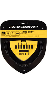 Jagwire Pro 1x Shift Cable Kit DIY Road Gravel Mtn Mountain Bike Cables Housing