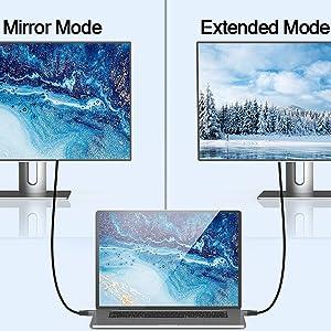 Mirror or Extend Your Desktop