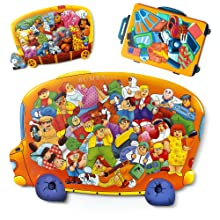 toddler jigsaw puzzles, puzzle for kids ages 3-5, jigsaw puzzles for kids ages 4-8, baby puzzles
