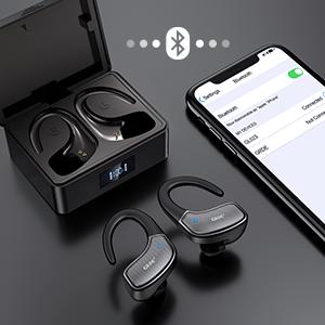 sport wireless headphones