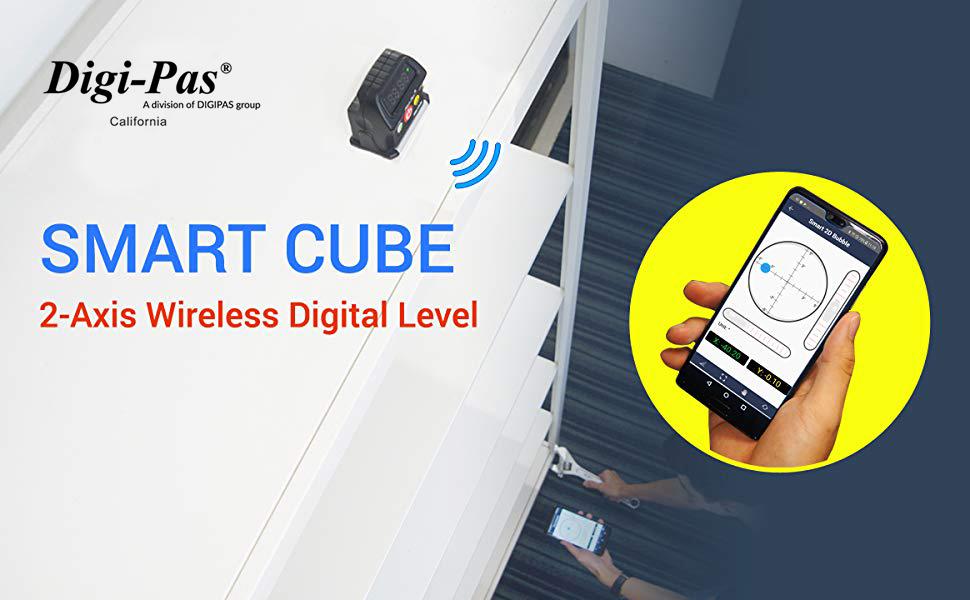 Smart cube Digital Level - DWL-90 Pro