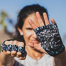 workout gloves grip