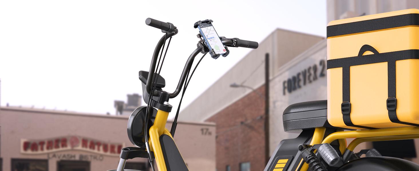 bike iphone mount