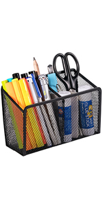 magnetic marker holder desk organizer