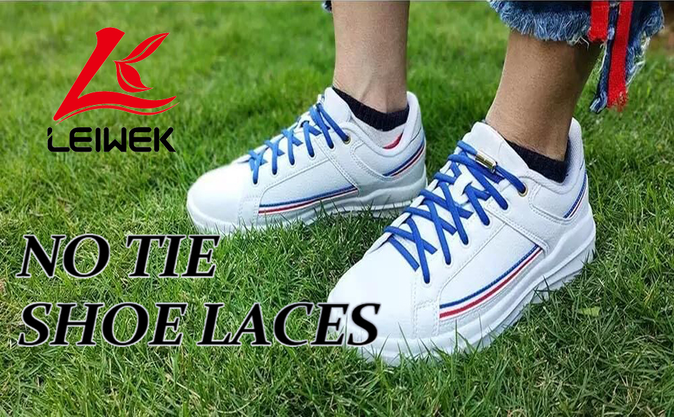 No Tie Shoe Laces Stretchable Elastic for Kids Adults Sport Laces with locks for Sneakers Free Shipping BUY 2 GET 1 FREE