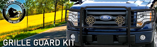 Grille Guard Kit