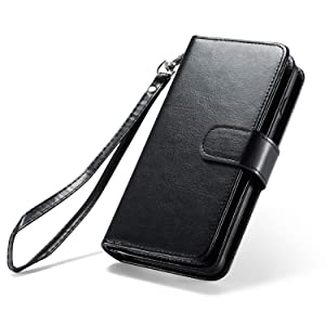 iPhone 8  Wallet Case with Strap