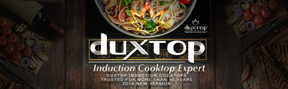 duxtop induction cooktop