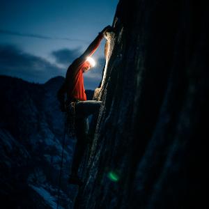 Lightbar climb