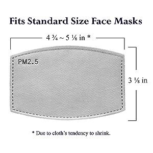 PM 25, PM25, PM2.5, PM 2.5, 10, 10 pack, 10 pieces, buy in bulk, bulk buy