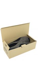 Pack de 10 Cajas de Cartón Automontables para Zapatos ...