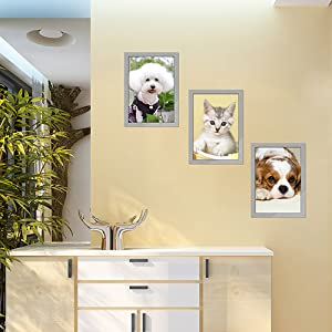 ZHIDIAN Picture Frame for Wall