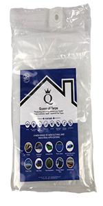 Anti-Tear Premium tarp MOX Film Technology 34 Varieties Waterproof UV Resistant 16x20 Heavy Duty Translucent Tarp
