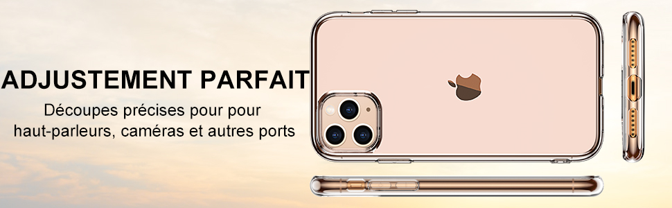 coque iphone 11 pro silicone