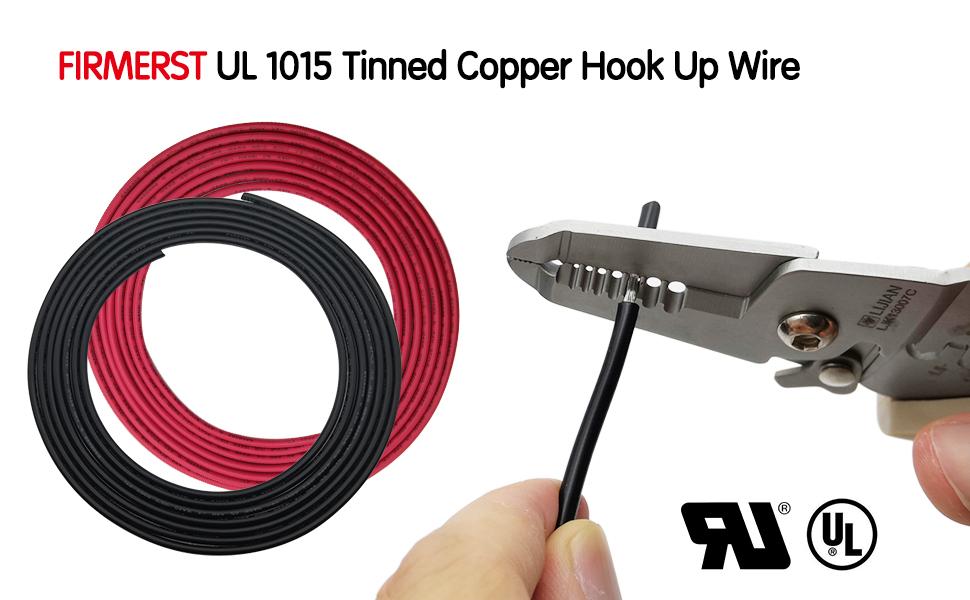 firmerst hook up wire