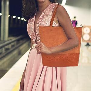 Women's Shoulder Tote Bag