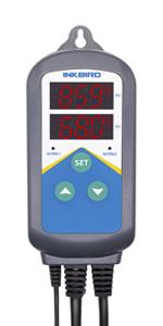 Inkbird ITC-308 Doble Rele 220v Digital Termostato con Sonda ...